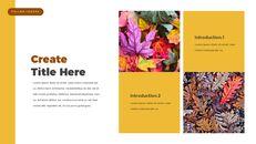 fallen leaves PowerPoint Templates Multipurpose Design_06