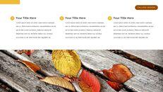 fallen leaves PowerPoint Templates Multipurpose Design_17