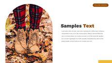 fallen leaves PowerPoint Templates Multipurpose Design_19
