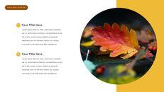 fallen leaves PowerPoint Templates Multipurpose Design_22