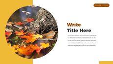 fallen leaves PowerPoint Templates Multipurpose Design_23