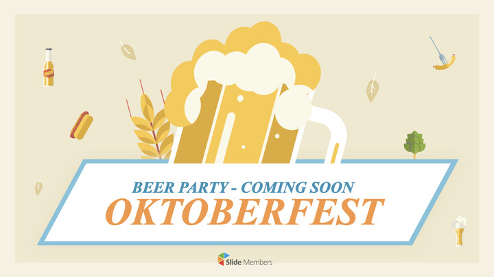 Oktoberfest company profile template design_01
