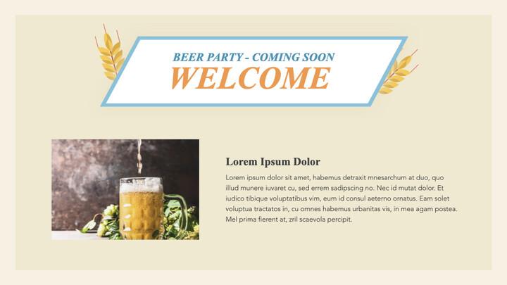 Oktoberfest company profile template design_02
