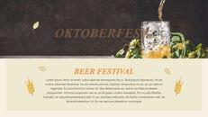 Oktoberfest company profile template design_12