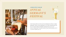 Oktoberfest company profile template design_16