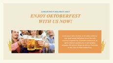 Oktoberfest company profile template design_22