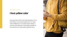 Yellow Spectrum Simple Keynote Template_18