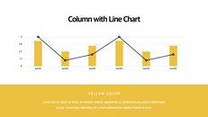 Yellow Spectrum Simple Keynote Template_33