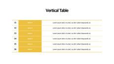 Yellow Spectrum Simple Keynote Template_34