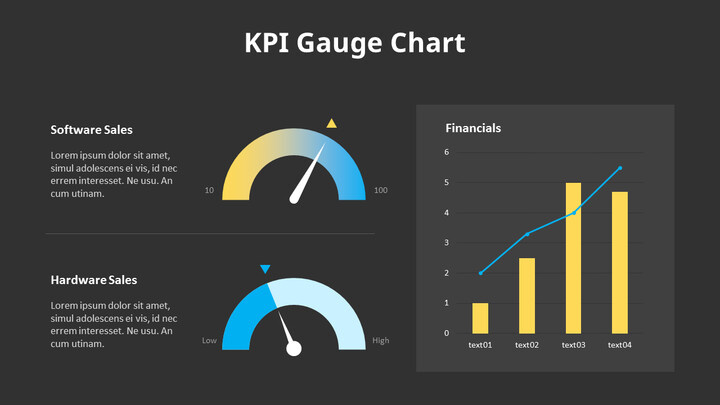 KPI Gauge Chart_02