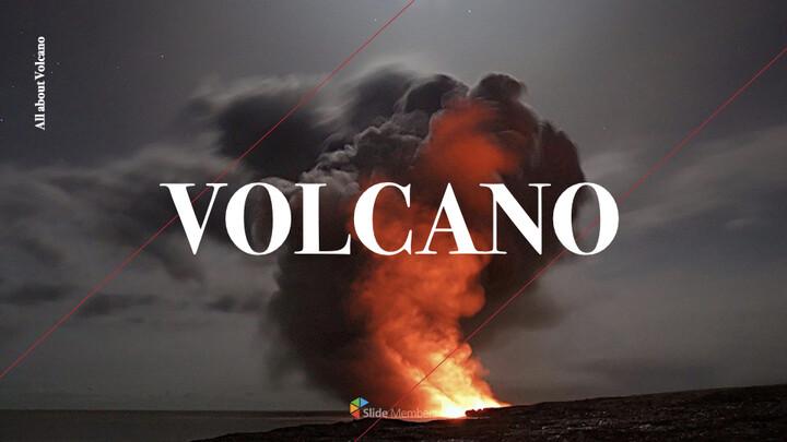 Volcano keynote theme_01