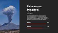 Volcano keynote theme_20