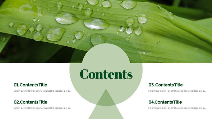Dew Drop PowerPoint Templates Design_02