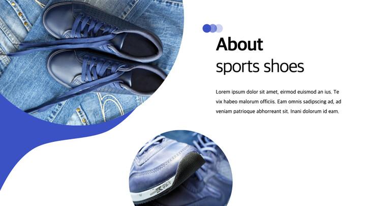 Sports Shoes Theme Keynote Design_02