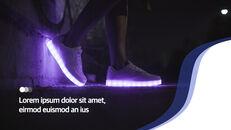 Sports Shoes Theme Keynote Design_07