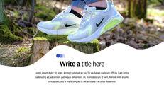 Sports Shoes Theme Keynote Design_18