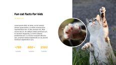 Tiny Kitten PowerPoint Business Templates_07