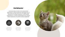 Tiny Kitten PowerPoint Business Templates_11