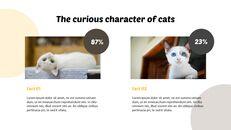 Tiny Kitten PowerPoint Business Templates_16