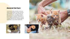 Tiny Kitten PowerPoint Business Templates_18