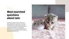 Tiny Kitten PowerPoint Business Templates_24