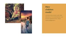Child Model PowerPoint Backgrounds_14