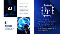 Future of AI Technology Easy Presentation Template_06