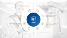 Future of AI Technology Easy Presentation Template_09