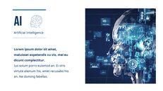 Future of AI Technology Easy Presentation Template_13