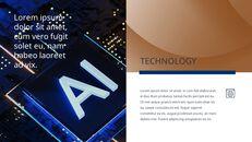 Future of AI Technology Easy Presentation Template_16