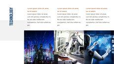 Future of AI Technology Easy Presentation Template_17