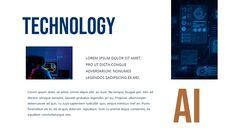 Future of AI Technology Easy Presentation Template_19