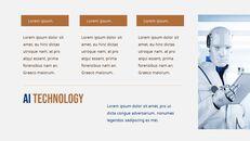 Future of AI Technology Easy Presentation Template_25