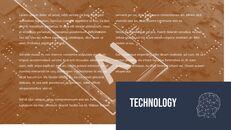 Future of AI Technology Easy Presentation Template_29