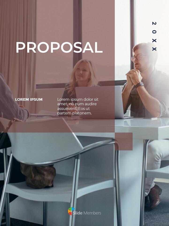Modern Business Proposal PPT Presentation Samples_01