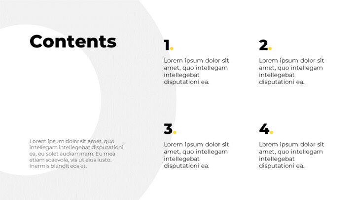 Simple Modern Creative PowerPoint Table of Contents_02