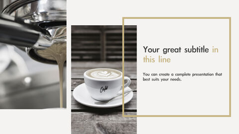 커피의 향기 키노트 템플릿_13