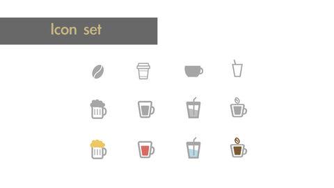 커피의 향기 키노트 템플릿_29