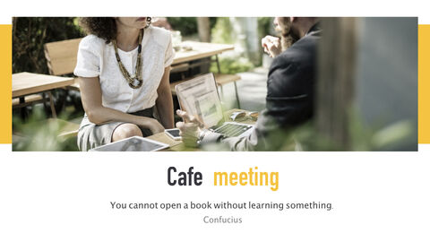 카페 회의 키노트 템플릿_06