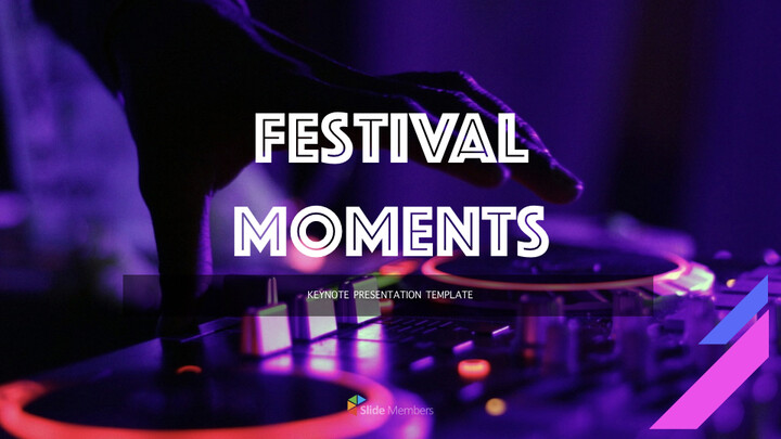 Festival Moments Keynote Templates for Creatives_01
