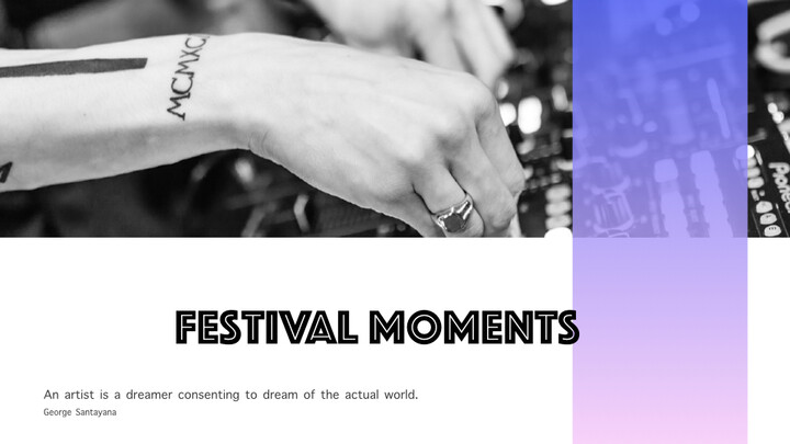 Festival Moments Keynote Templates for Creatives_02