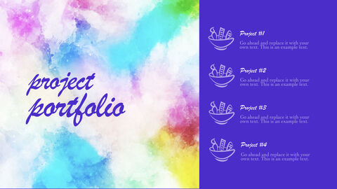 Art Painting Simple Keynote Template_05