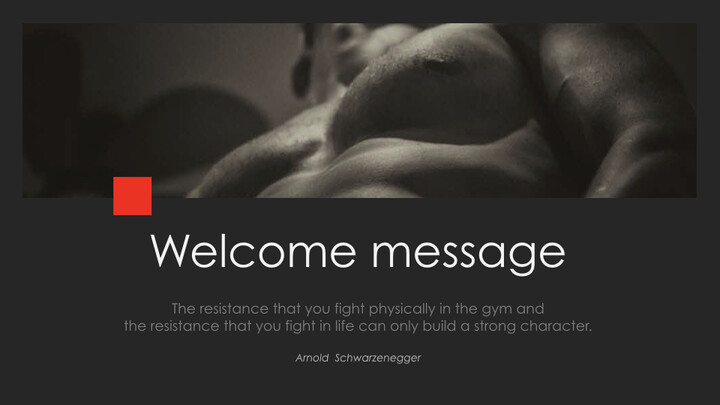 Gym and Fitness Keynote Presentation Template_02