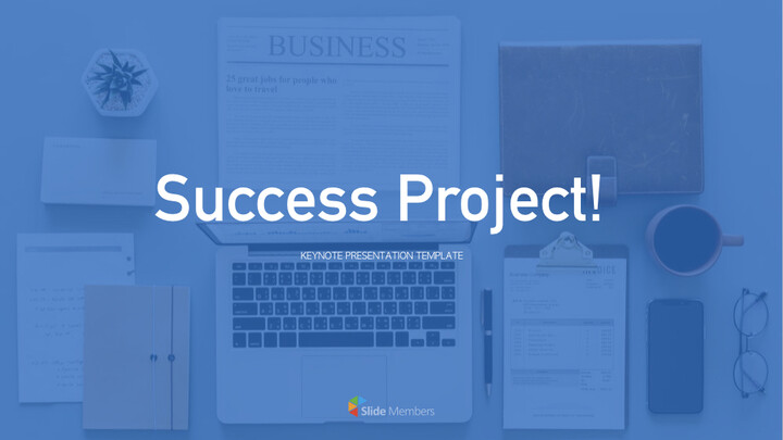 Success <span class=\'highlight\'>Project</span> Simple Keynote Template_01