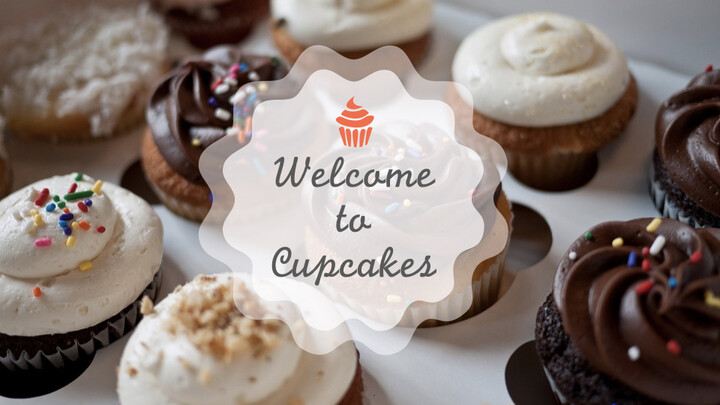 Sweet Cupcakes Simple Keynote Template_02