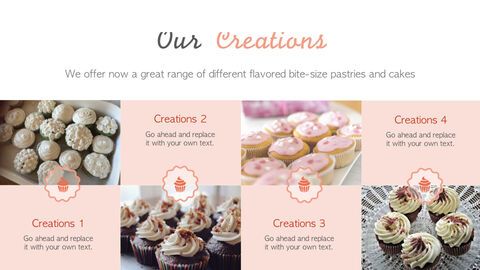 Sweet Cupcakes Simple Keynote Template_08