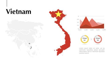 아시아 지도 Mac용 키노트_18