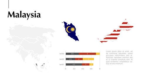아시아 지도 Mac용 키노트_20