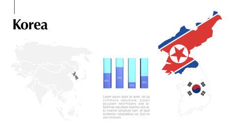 아시아 지도 Mac용 키노트_25