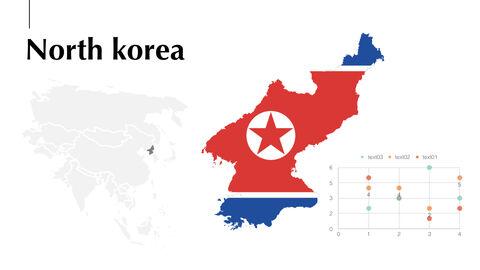 아시아 지도 Mac용 키노트_26